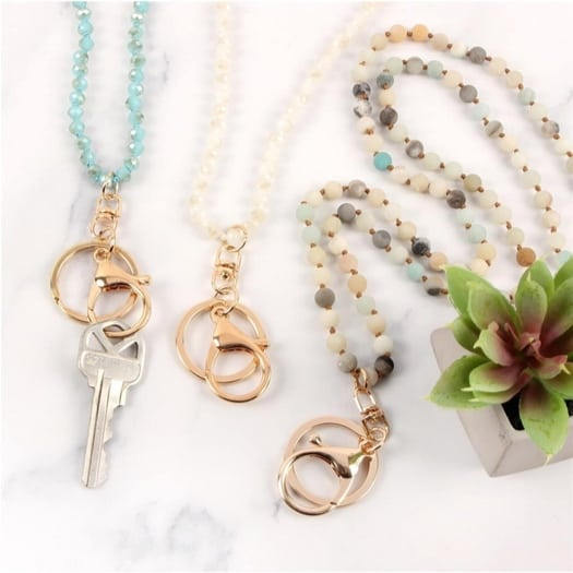 Beautiful Lanyard Necklaces Only $7.99