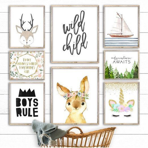 Kid's Prints Only $2.97 **111 Designs**