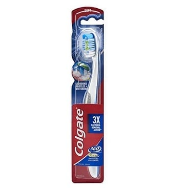 Colgate 360 Total Advanced Full Head Toothbrush Only $1.84