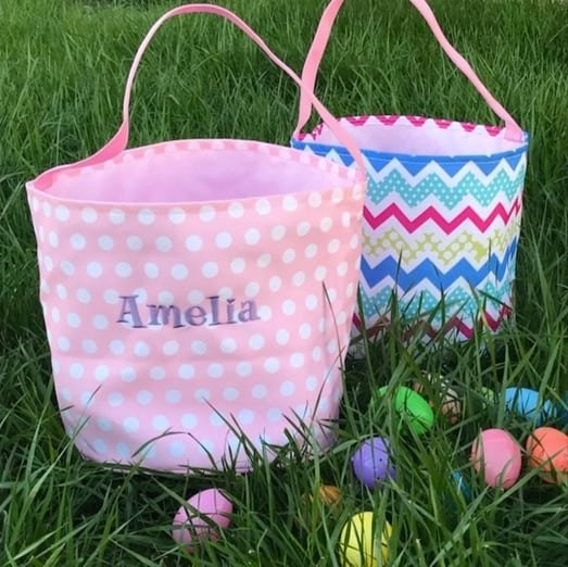 Personalized Easter Buckets Only $14.99