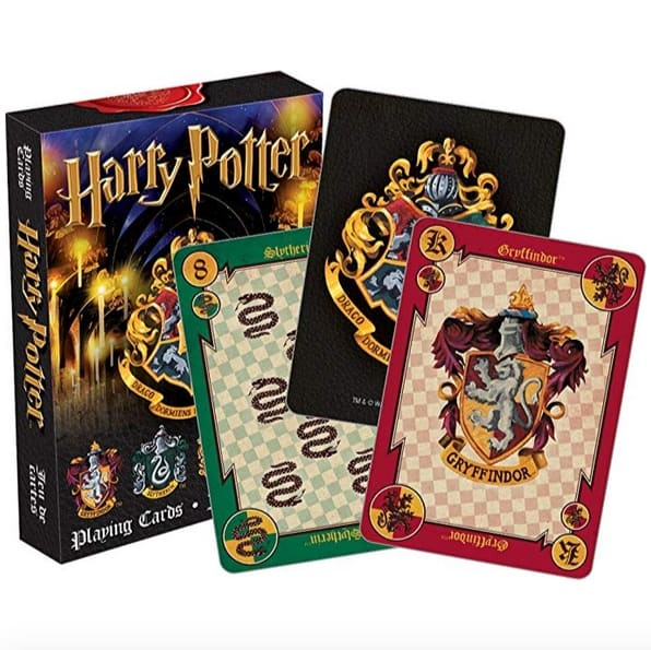 Aquarius Harry Potter Crests Playing Cards Only $6.03