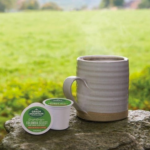 Up to 31% Off Green Mountain & Laughing Man K-Cup Pods **Today Only**