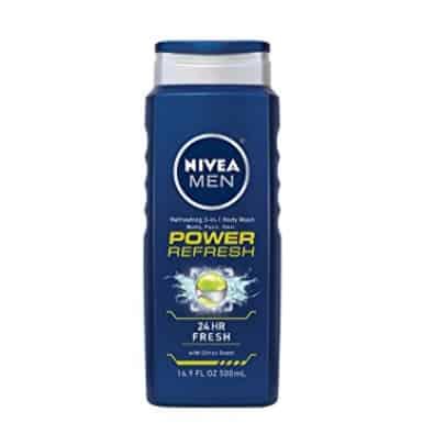 NIVEA Men Power Refresh Body Wash 3-Pack $7.52 **Only $2.50 Each**