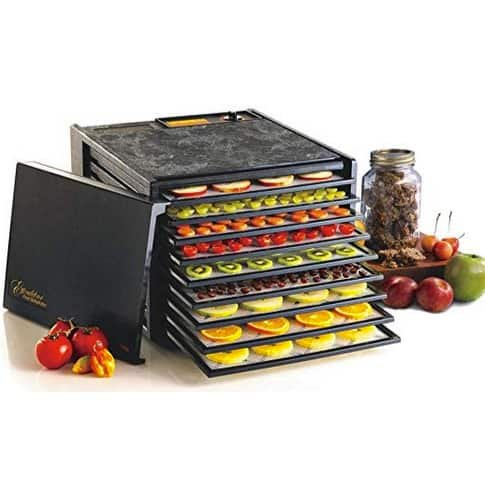 Excalibur 3900B 9-Tray Electric Food Dehydrator Only $154.99 (Was $229.99)