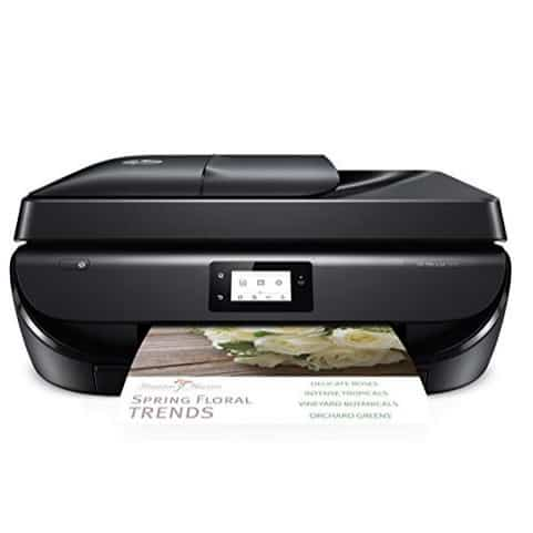 HP OfficeJet 5255 Wireless All-in-One Printer Only $39.99