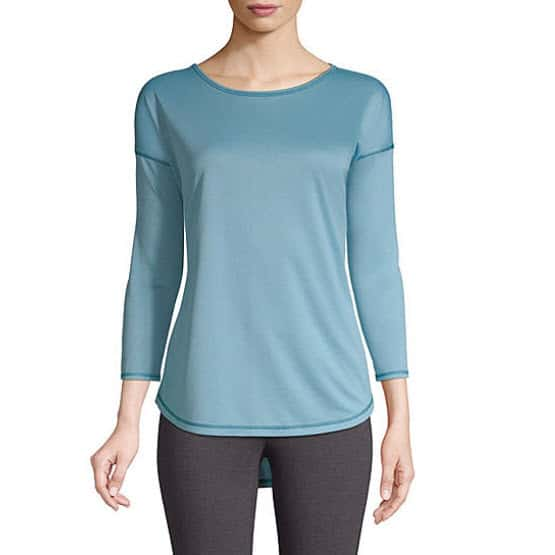 JCPenney.com: Women's Shirts from $1.39 - Leggings from $2.09 **HOT**