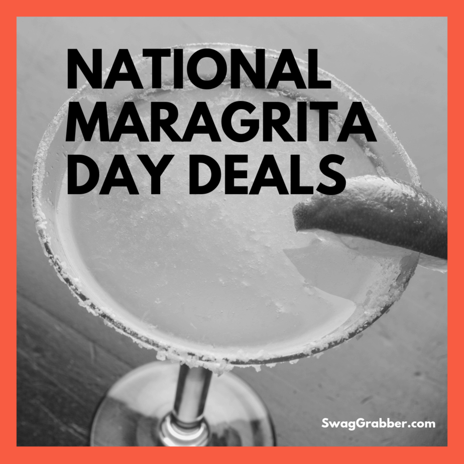 National Margarita Day Deals for 2019