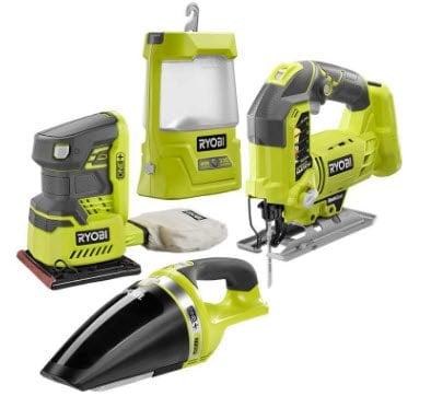 Home Depot: Ryobi Tool Kits Only $99