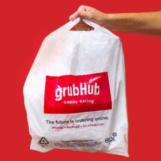 $5 off Any $15 Purchase at Grub Hub