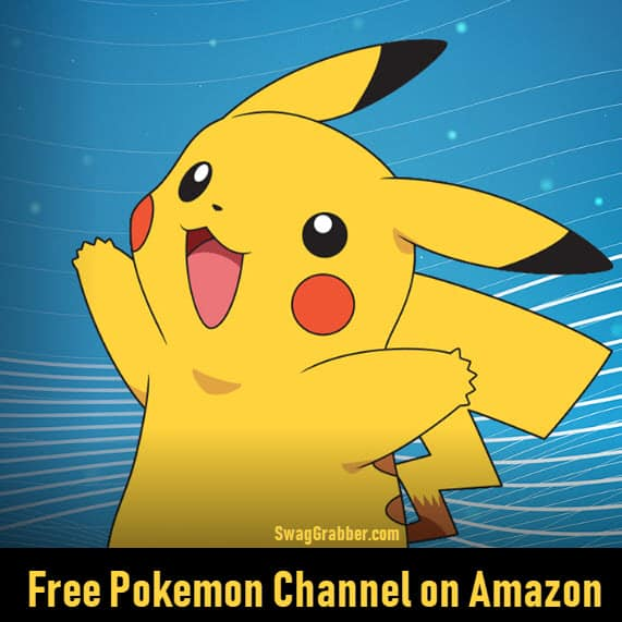 Free Pokemon Channel Trial on Amazon