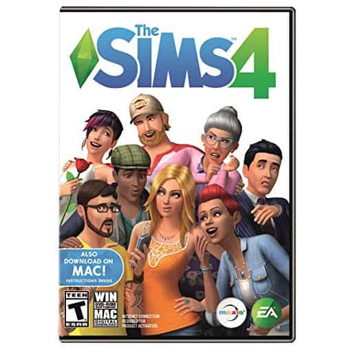 The Sims 4 Online Game Code $4.99
