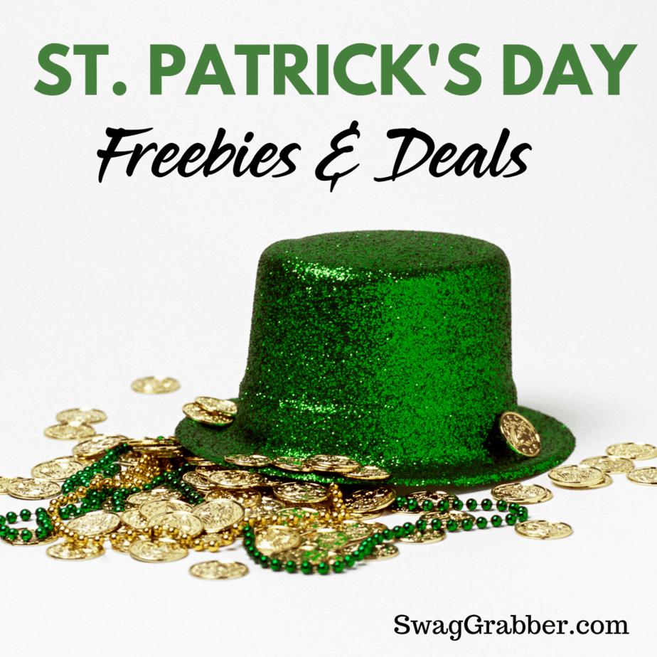 St. Patrick's Day Restaurant Deals