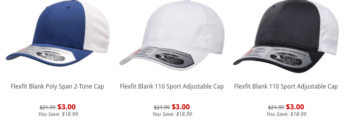 Lids.com: Clearance Hats Marked Down From $22 to $3