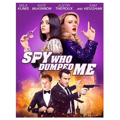 The Spy Who Dumped Me Rental ONLY $0.99