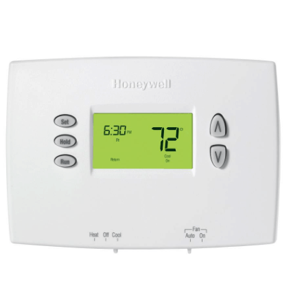 Home Depot: Honeywell 5-2 Day Programmable Thermostat ONLY $10