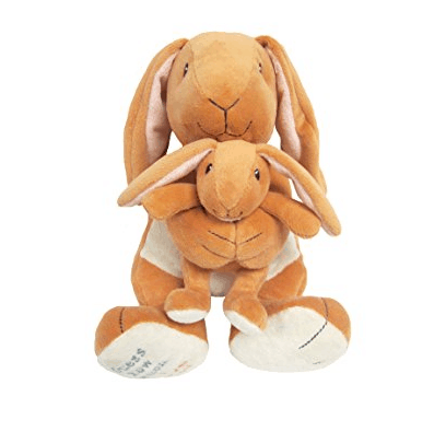 """Guess How Much I Love You Big Nutbrown Hare, 7.75"""" Only $5.35 (Was $28.00)"""
