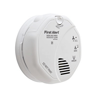 First Alert Wireless Interconnected Smoke and Carbon Monoxide Combo Alarm $36.00