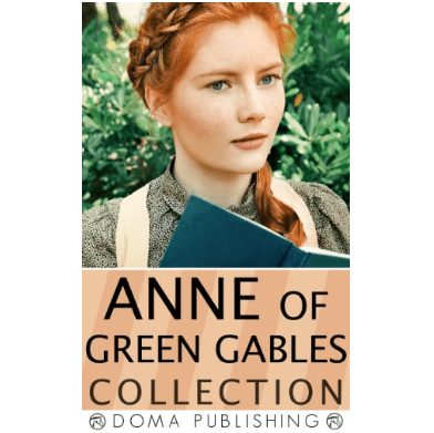 Anne of Green Gables Collection: 12 Kindle Books Only $1.99