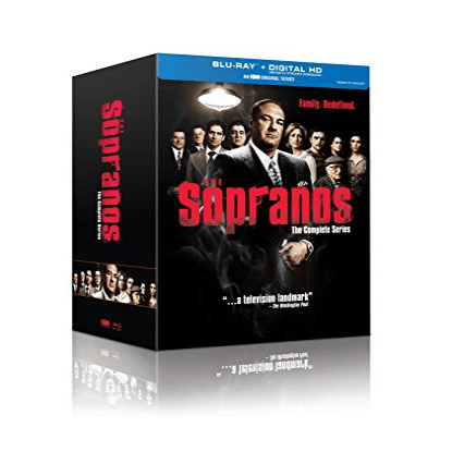 The Sopranos: The Complete Series (Blu-ray + Digital HD) $49.99