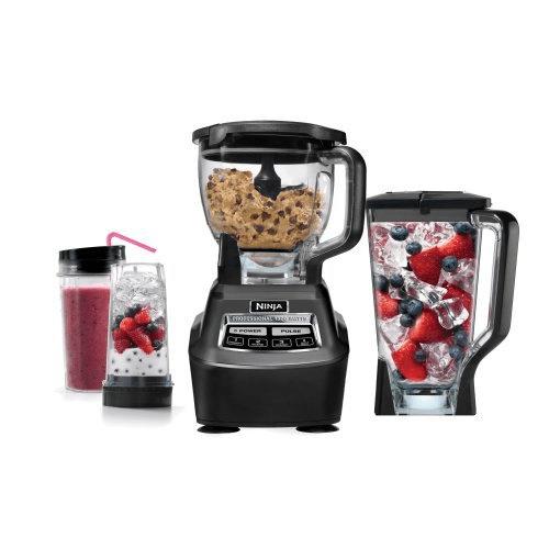 Ninja Mega Kitchen System Blender/Food Processor 9.99