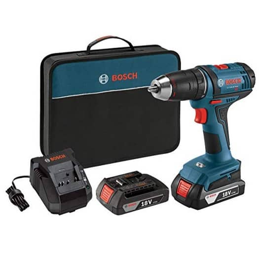 Bosch Power Tools 18-Volt Cordless Tool Drill Set $74.99 **Today Only**