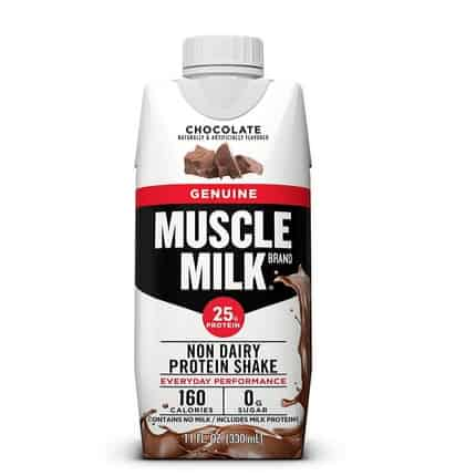 Muscle Milk Genuine Protein Shake 12-Count Only $11.48