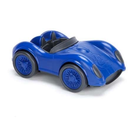 HearthSong Green Toys Race Car Only $4.13