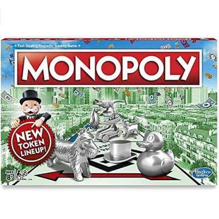 Monopoly Classic Game Now .99 (Was .99)
