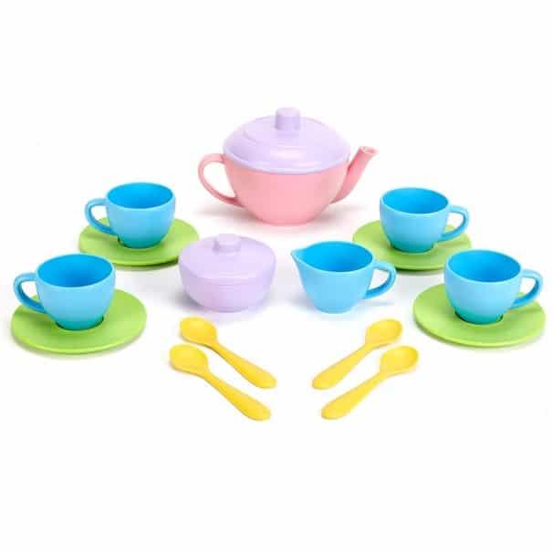 Green Toys Tea Set Now .99 (Was .99)