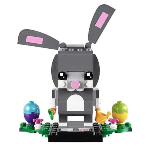 LEGO BrickHeadz Easter Bunny Building Kit Now .99