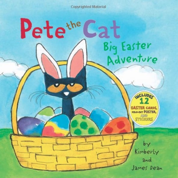 Pete the Cat: Big Easter Adventure Now .79 (Was .99)