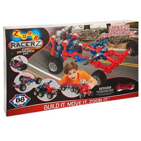 ZOOB RacerZ Car Designer Only $18 (Was $39)