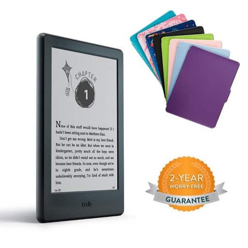 Kindle E-reader for Kids Bundle Only $59.99 (Was $124.98)