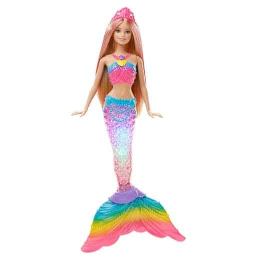 Barbie Dreamtopia Rainbow Lights Mermaid Doll Only $12.19