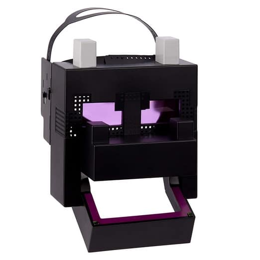 Minecraft Ender Dragon Interactive Mob Head Only $16.64 (Was $31.99)