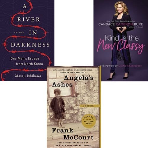 Up to 80% Off Highly-Rated Biographies & Memoirs on Kindle **Today Only**