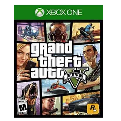 Grand Theft Auto V for PS4 or Xbox One ONLY $19.93