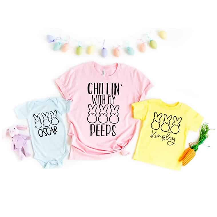 Family Easter Tees Only $12.99 **20+ Designs**