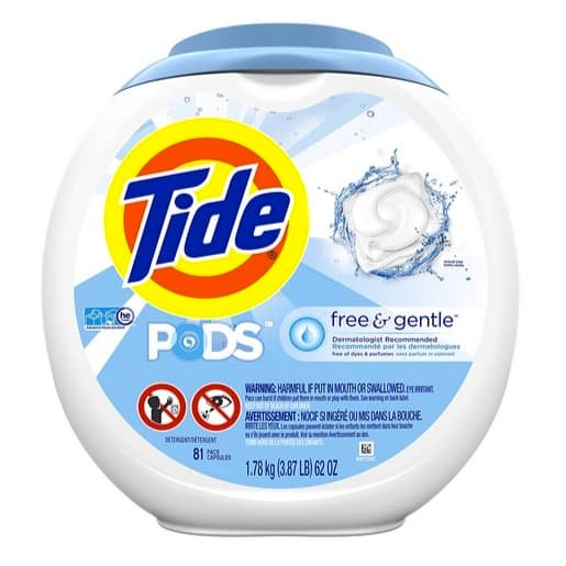 81 Count of Tide PODS Only $16.97 Shipped