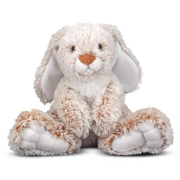 Melissa & Doug Plush Burrow Bunny Only $11.99