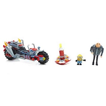 Mega Construx Despicable Me 3 Gru's Water Motorcycle Building Set Only $5.94