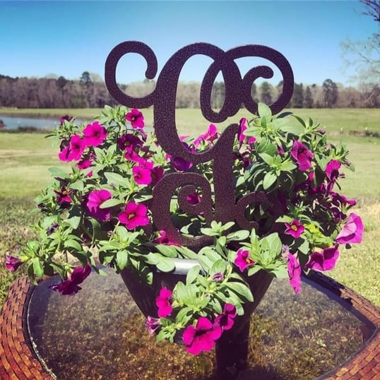 Jackson Initial Garden Stakes Only $10.99
