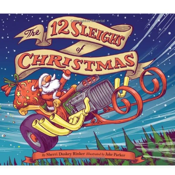 The 12 Sleighs of Christmas Only $4.17 (Was $16.99)