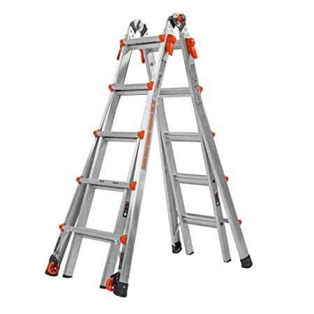 Little Giant 22-Foot Velocity Multi-Use Ladder $199.98