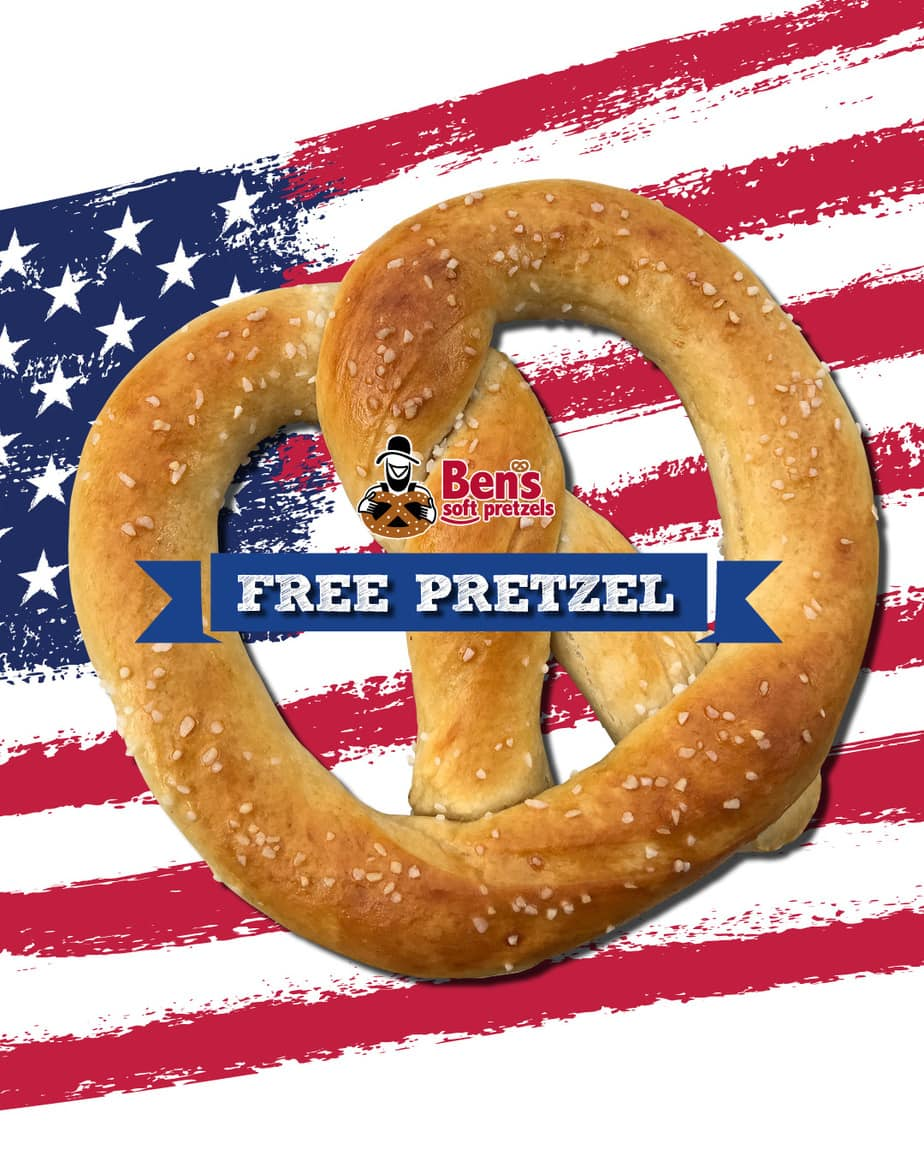 2021 National Pretzel Day Freebies & Deals