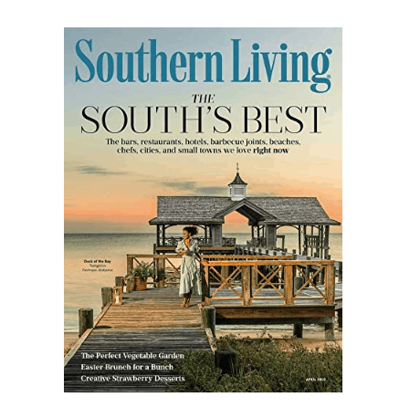 Southern Living Magazine Subscription Only $5.00