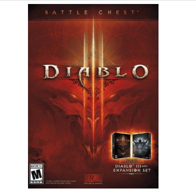 Diablo III Battle Chest [Online Game Code] $14.99