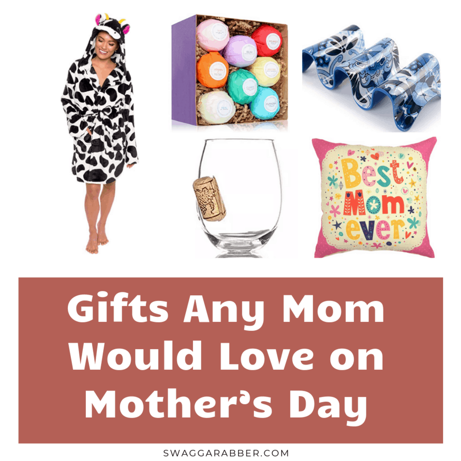 Gifts Any Mom  Would Love on  Mother's Day