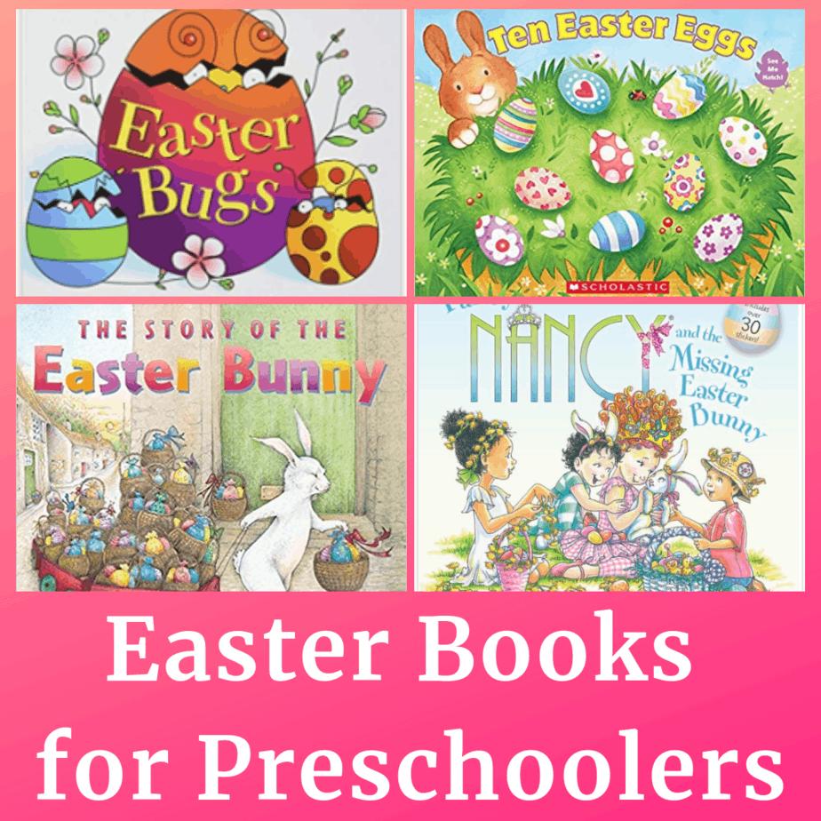 15 Easter Books for Preschoolers