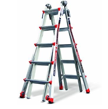Little Giant RevolutionXE Multi-Use Ladder, 22-Foot $285